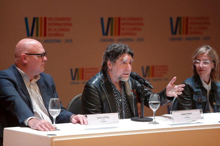 """Un homenaje a Joaquín Sabina, el """"tanguero"""" español, entre música y poesía"""
