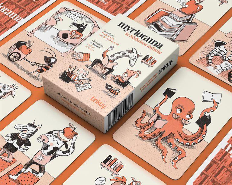 ¿Qué vas a leer con tu hijo esta noche? El juego de la biblioteca infinita