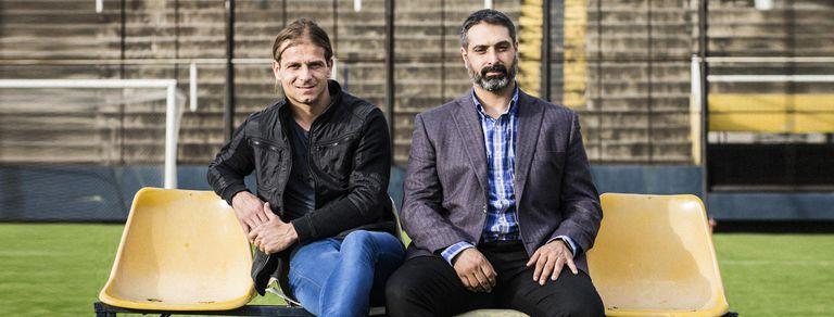 Es futbolista y creó una app para contactar jugadores profesionales con clubes