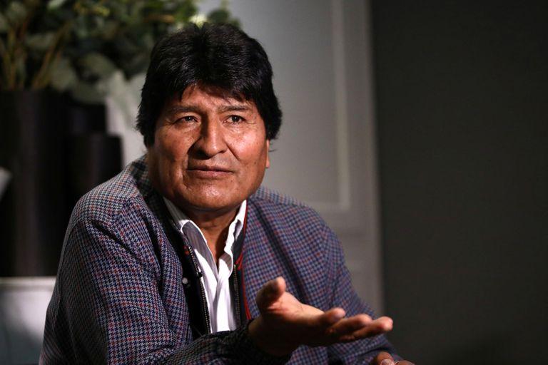 El aymara renunció a la presidencia de Bolivia el 10 de noviembre, luego de tres semanas de protestas