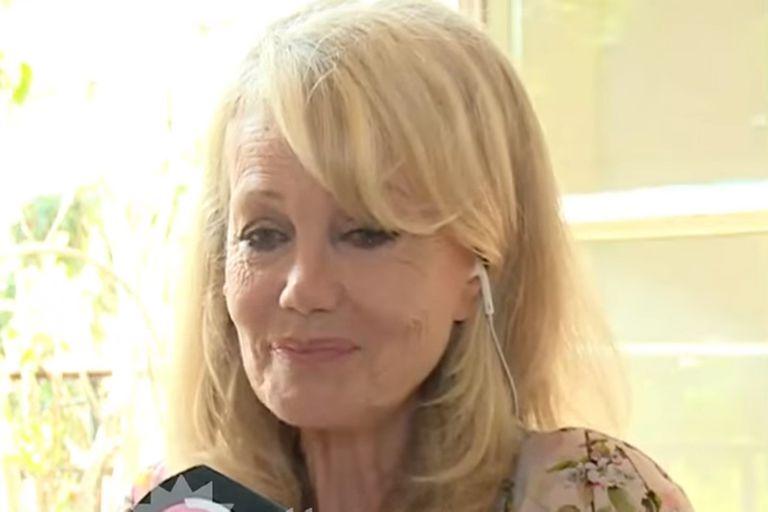 Raquel Satragno habló sobre el regreso de Pinky a la televisión