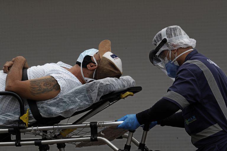 América del Sur supera en tasa de muertes cada millón de habitantes al resto de las regiones
