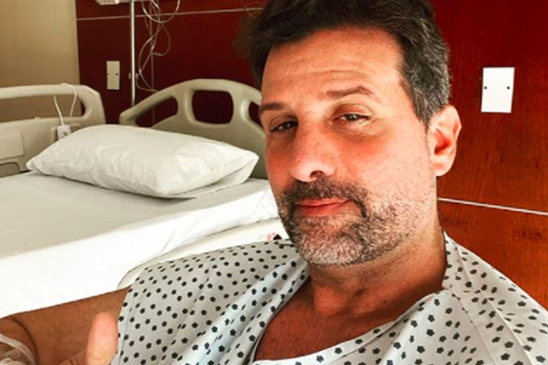 En septiembre del 2020, José María Listorti permaneció internado una semana debido a su contagio de Covid