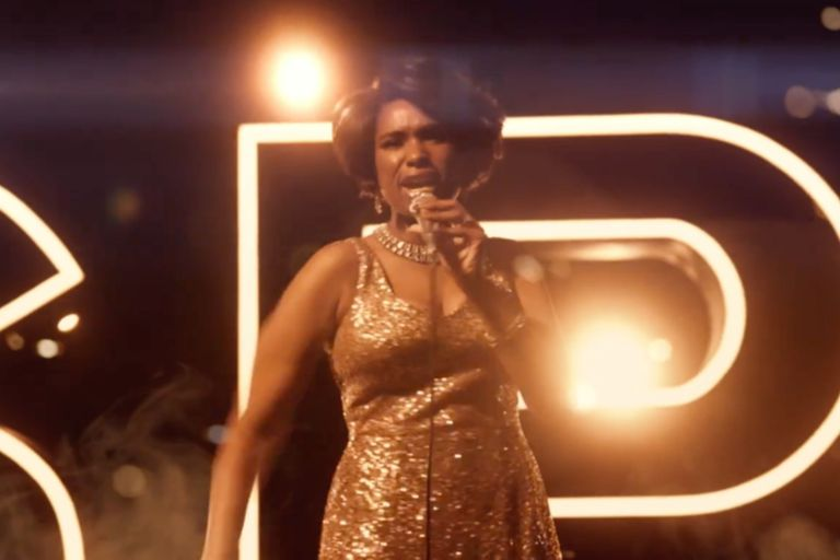 Respect: la increíble transformación de Jennifer Hudson en Aretha Franklin