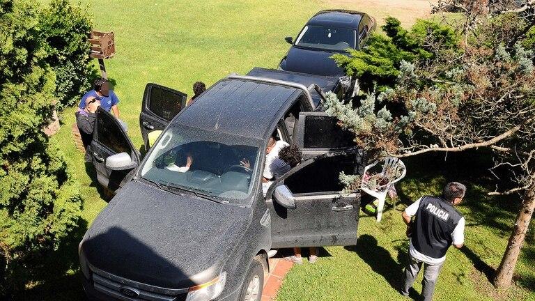 Los sospechosos apresados son de la comunidad gitana; para poder concretar los robos alquilaron una casa y simularon ser turistas; se movilizaban en vehículos de alta gama, fueron capturados gracias a un IPhone