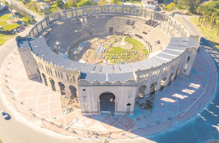 El nuevo Real de San Carlos tendrá lugar para espectáculos, eventos culturales y restaurante.
