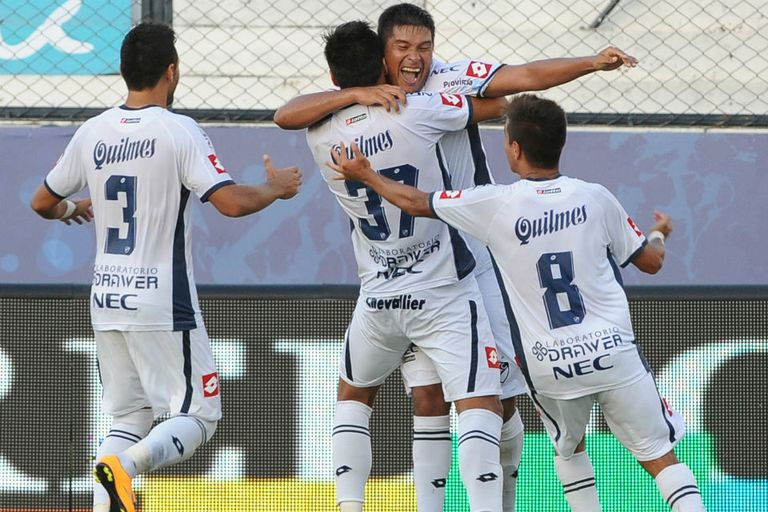Quilmes tuvo su primer festejo ante Vélez