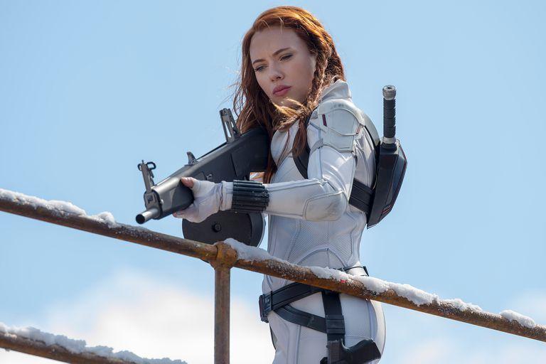 Black Widow: entre espías, cuchillazos y un ansiado reencuentro familiar