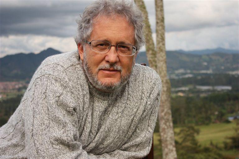 El colombiano, autor de El olvido que seremos