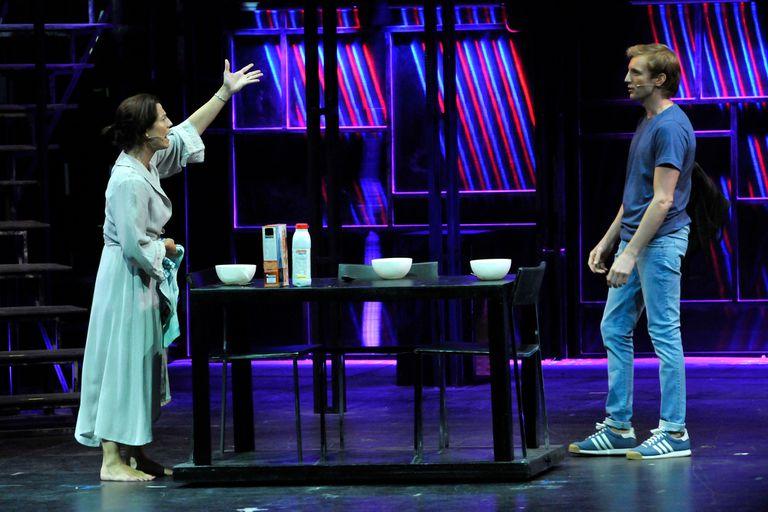 El musical de culto, Casi normales, volvió a la avenida Corrientes en su octava temporada