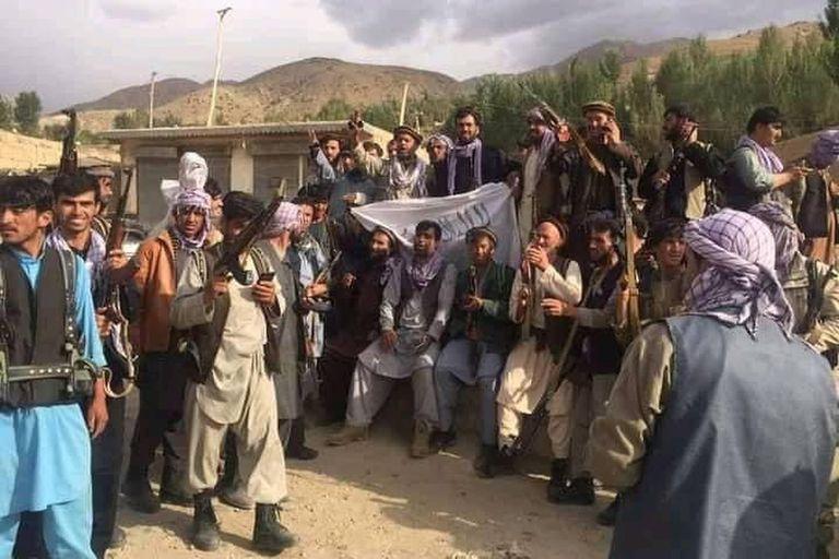 Puli Hisar, Dih Salah y Banu, los 3 distritos de Baghlan, Afganistán que resisten al Talibán.