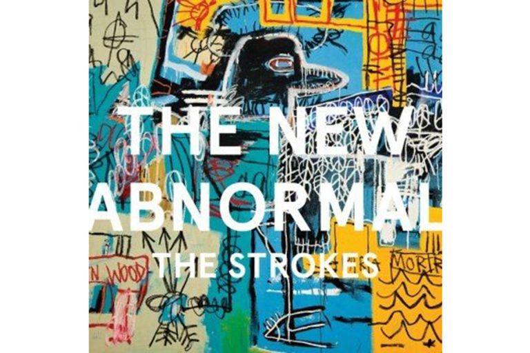 La portada del disco de The Strokes, una obra de Jean Michel Basquiat