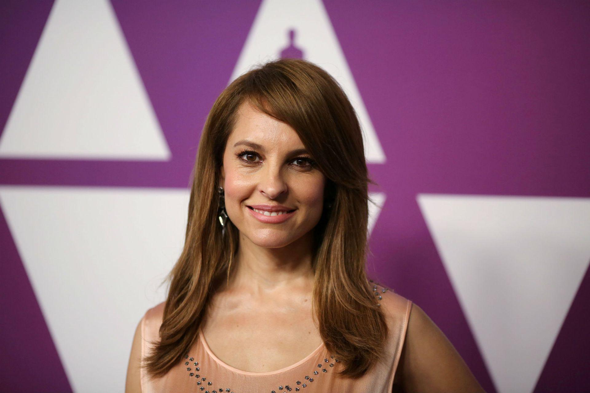 Marina de Tavira, la actriz mexicana fue nominada a mejor actriz de reparto por su papel en Roma