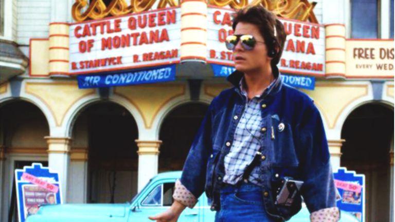 Michael Fox en el papel que lo lanzó al estrellato