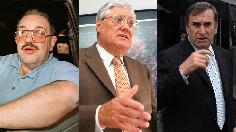 """Angel Luque fue expulsado de la Cámara de Diputados en 1991 por """"indignidad moral"""", Angeloz perdió los fueros temporariamente en 1996 por una investigación por enriquecimiento ilícito, y Luis Patti ni siquiera pudo jurar en 2005, acusado por delitos de lesa humanidad"""