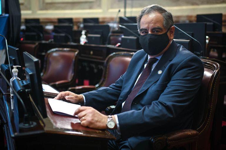 El Senador Julio Martínez responsabilizó al kirchnerismo por el rechazo de los ascensos de dos oficiales del Ejército