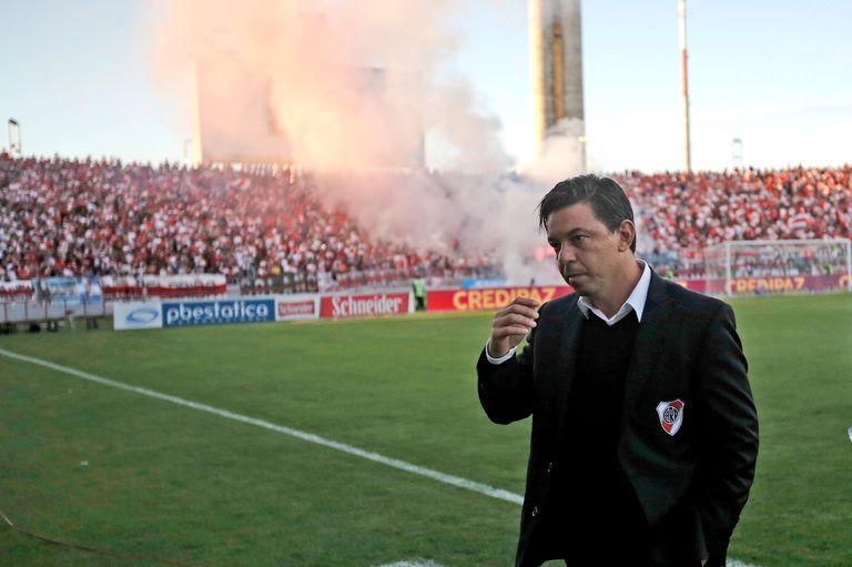 El entrenador de River se refirió a la situación de Marcelo Bielsa