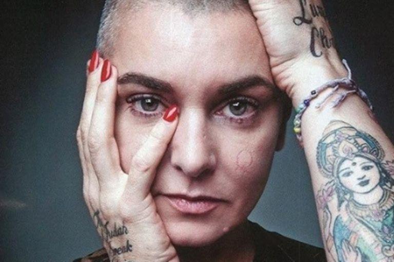 Agorafobia y soledad: los problemas sin fin de Sinéad O'Connor