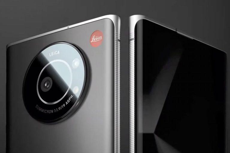 Así es el primer teléfono de Leica, la clásica marca de cámaras