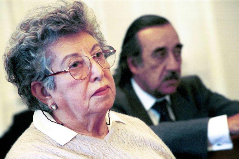 Fundadora de Abuelas de Plaza de Mayo, Chicha falleció sin poder encontrar a su nieta, Clara Anahí
