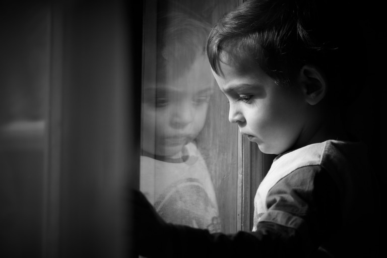 En muchos hogares argentinos hay niños y niñas que son víctimas de abusos