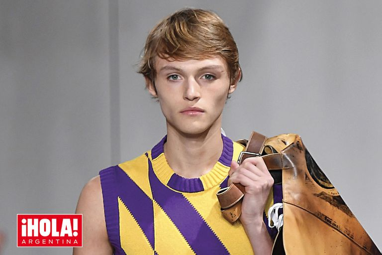 Mingus, el hijo de la modelo Elena Christensen, fue arrestado en Nueva York