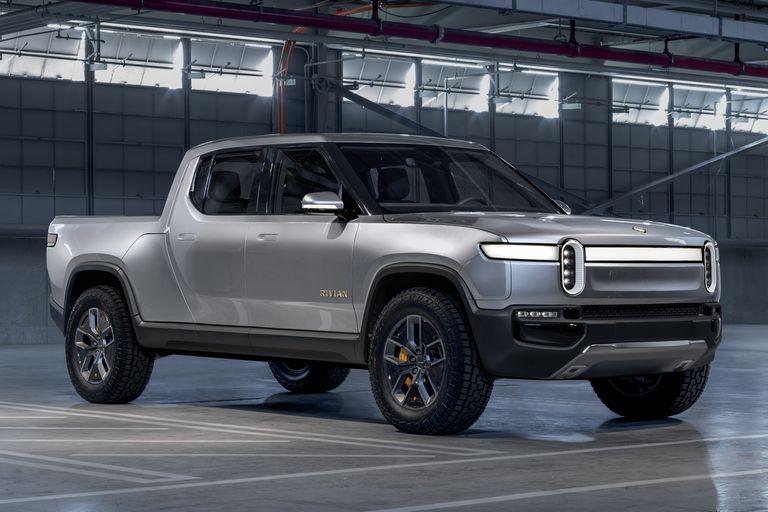 La camioneta R1T de Rivian planea salir a la venta en 2020, un año antes que la Cybertruck de Tesla, su principal rival en el segmento de las pick-ups eléctricas