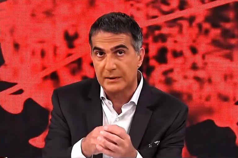 Antonio Laje estalló de furia contra el Gobierno por el impuesto a la riqueza