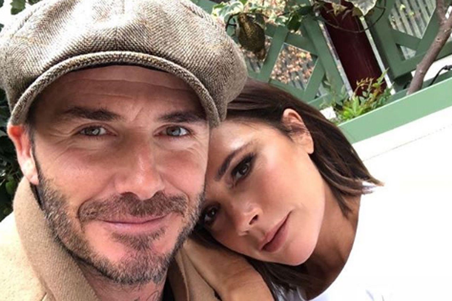 David Beckham y Victoria Adams apuestan a su relación y trabajan para que dure, pese a las crisis