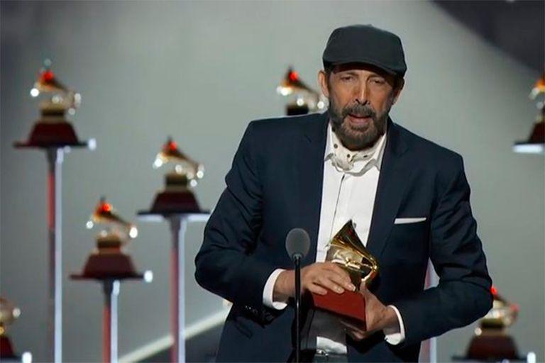 Juan Luis Guerra ya sabes lo que es recibir un Grammy. Seguramente, este año va por más ya que aparece nominado en 6 categorías