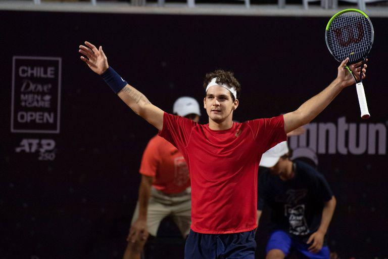 El brasileño Thiago Seyboth Wild es el primer tenista afectado por coronavirus.