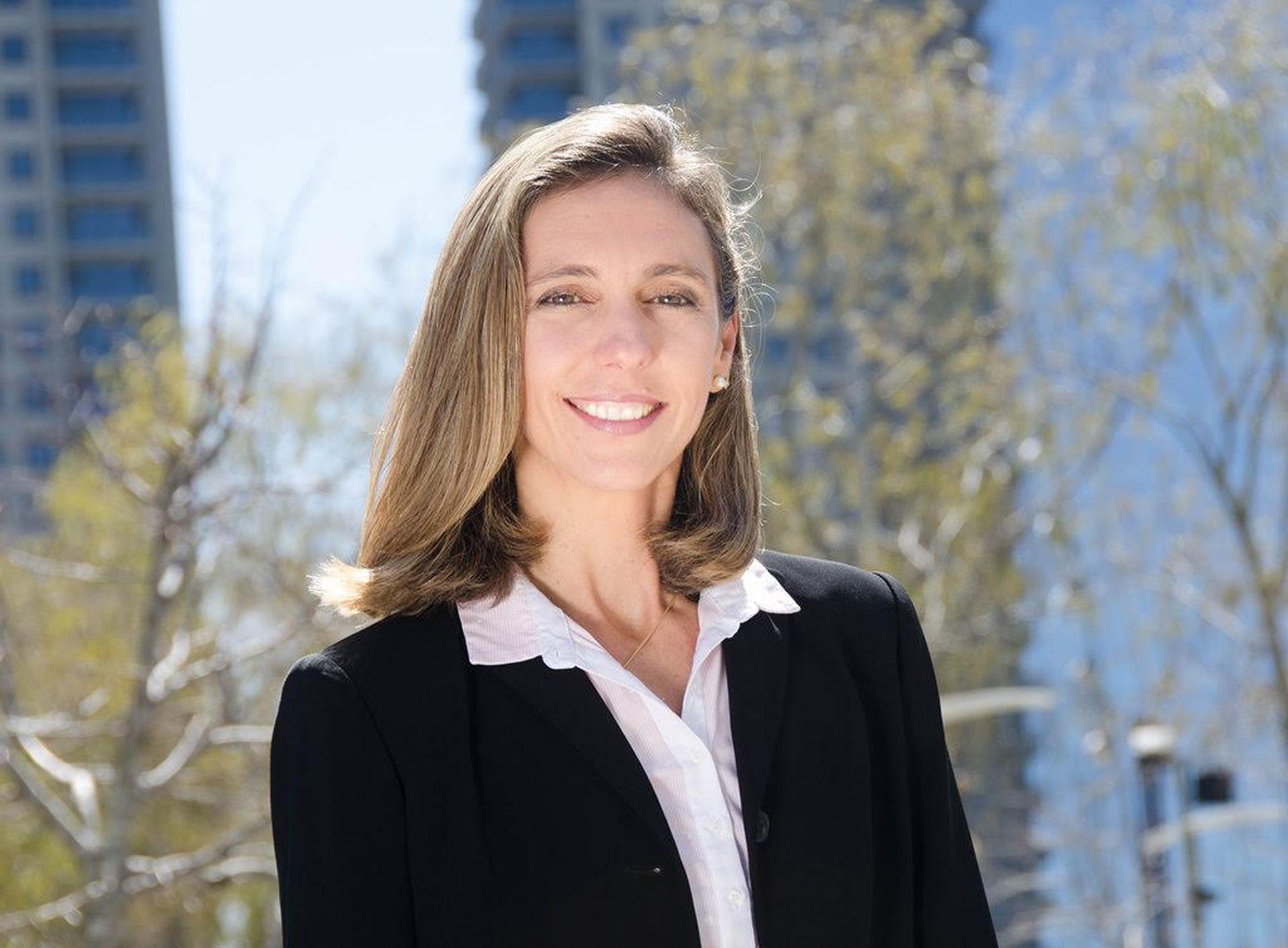 María Virginia Solia, fundadora de BG Company,