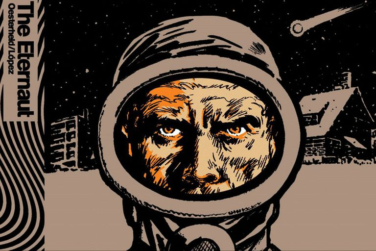"""En 2015 la editorial Fantagraphics lanzó con bombos y platillos """"The Eternaut"""", la edición de Estados Unidos del cómic argentino."""