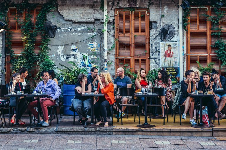 Barcitos en Tel Aviv