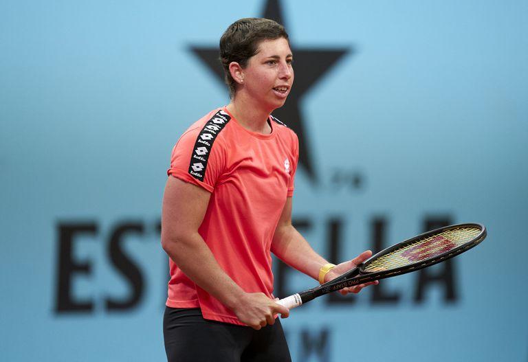 Roland Garros. La tenista española que le ganó al cáncer y jugará en París