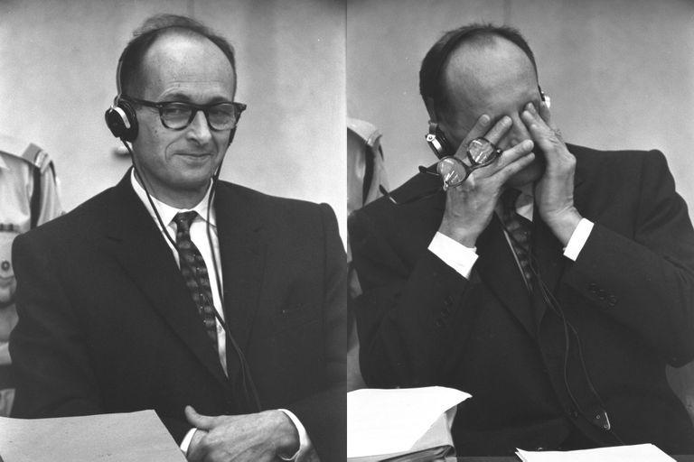 El juicio a Eichmann en Israel duró casi cinco meses y se presentaron cientos testigos