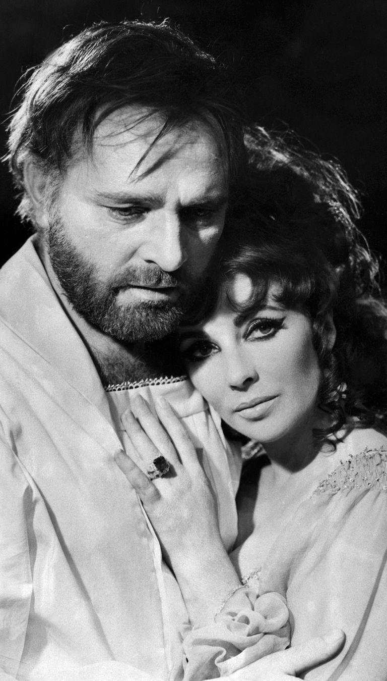 Richard Burton y Elizabeth Taylor: un amor glamoroso y destructivo