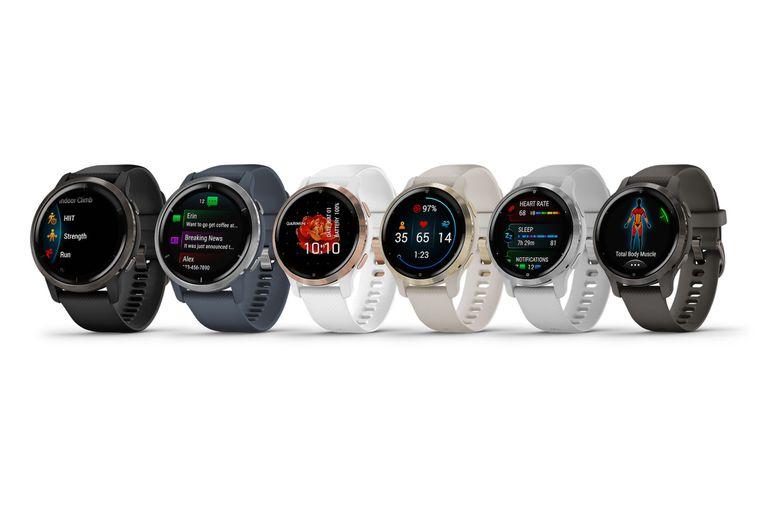 Nuevos relojes: Garmin lanza su línea de smartwatch Venu 2 Series GPS