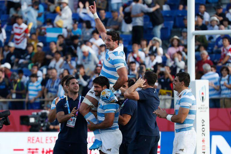 Mundial de rugby. la emotiva despedida de Leguizamón y el balance de Ledesma