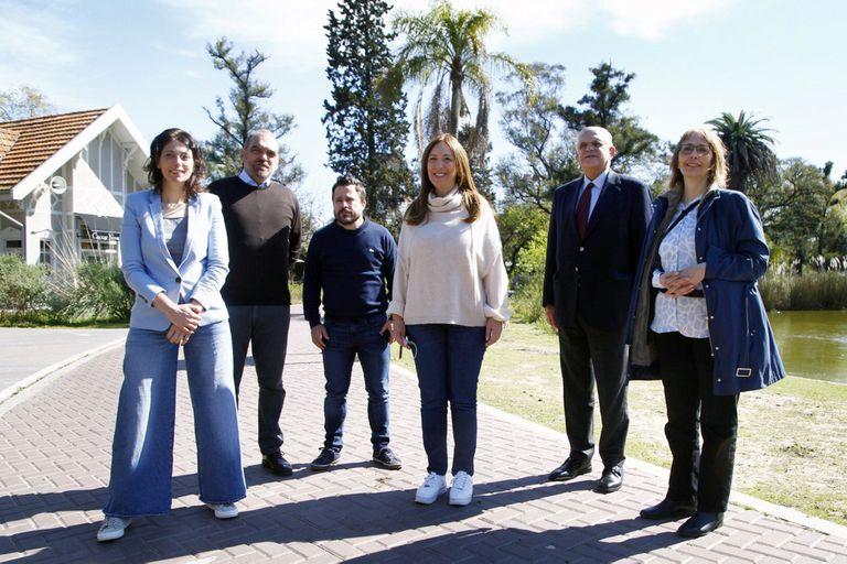 Los candidatos porteños de Juntos se comprometieron a no aumentar ni crear impuestos