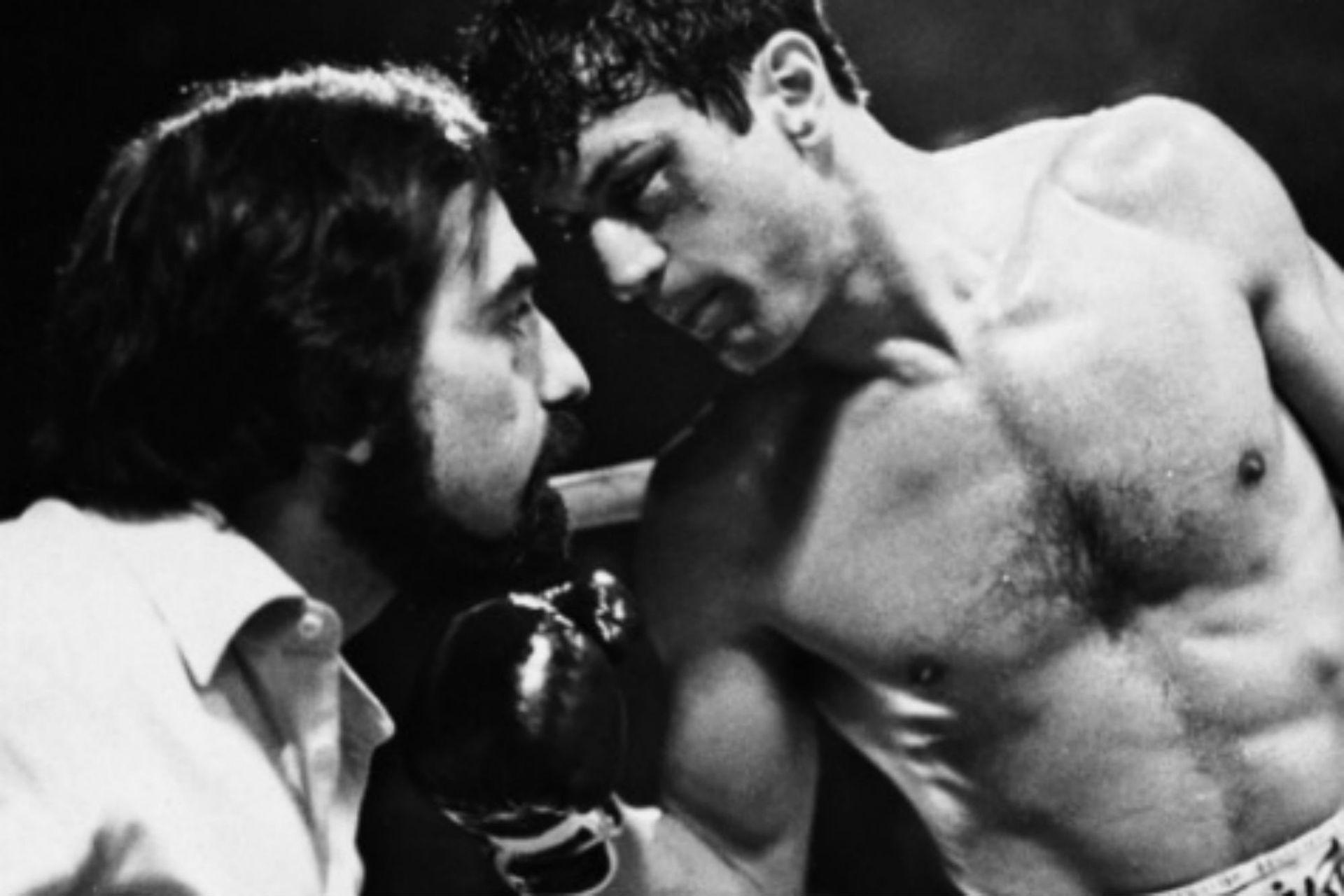 Martin Scorsese dirigió este film a pedido de Robert De Niro