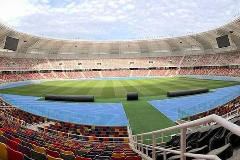 El estadio Madre de Ciudades, de Santiago del Estero.
