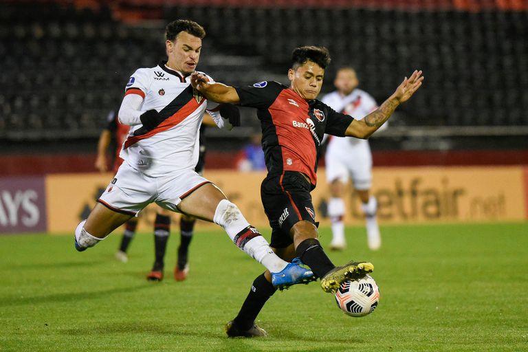 Newell's. Se despidió de la Copa Sudamericana y crecen las dudas sobre Burgos