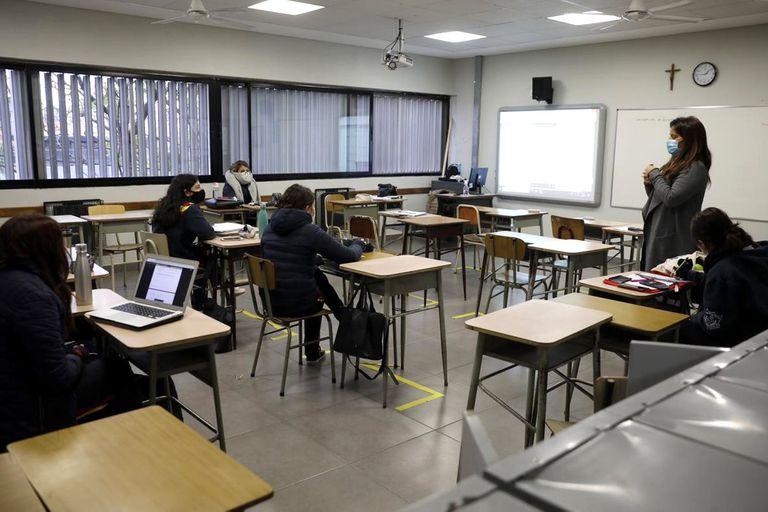 El Ministerio de Educación busca consensuar un documento para establecer las pautas de evaluación de los alumnos durante el ciclo lectivo actual