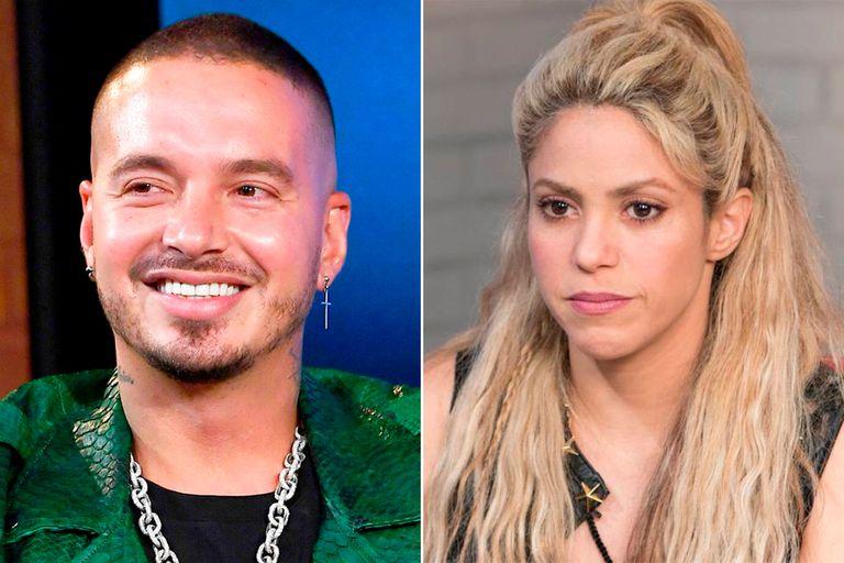 J Balvin se burló de Shakira y las redes sociales no se lo perdonaron