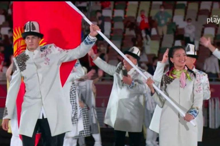 La polémica de la ceremonia inaugural de Tokio 2020: Kirguistán, Tayikistán y Pakistán desestimaron la obligación de usar tapabocas