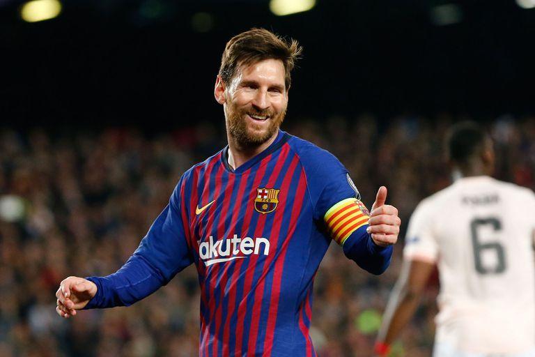 Messi llegó a la cima de los atletas mejor pagos: la diferencia que sacó