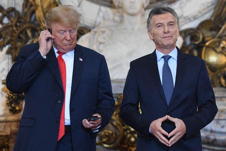 Trump incomodó a Macri con una declaración provocadora sobre China