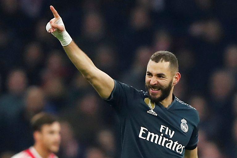 Champions League: Real Madrid se apoyó en la eficacia y el VAR para batir a Ajax
