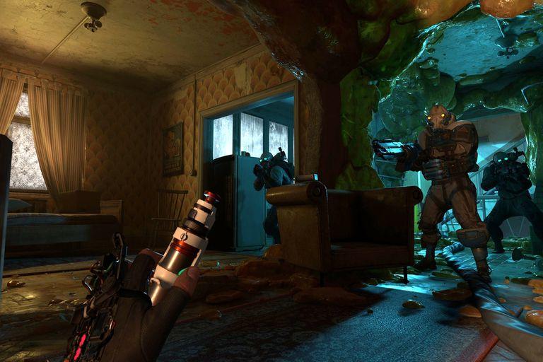 Una captura del Half-Life: Alyx